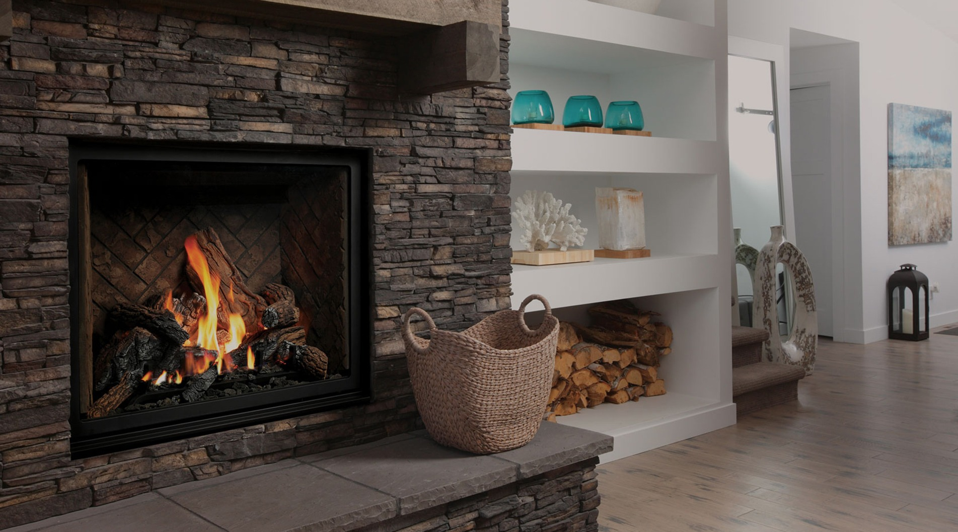 """What a great experience and wonderful customer service. From choosing the fireplace doors, to the installation, the entire process was flawless."""
